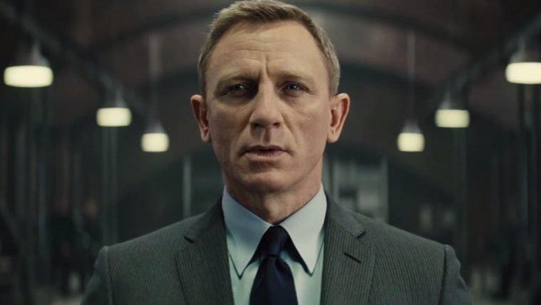 Vingança é o tema do teaser de 007 contra Spectre