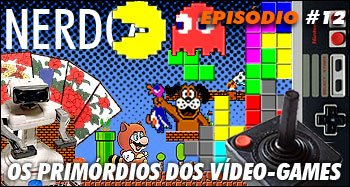 Os primórdios dos vídeo games