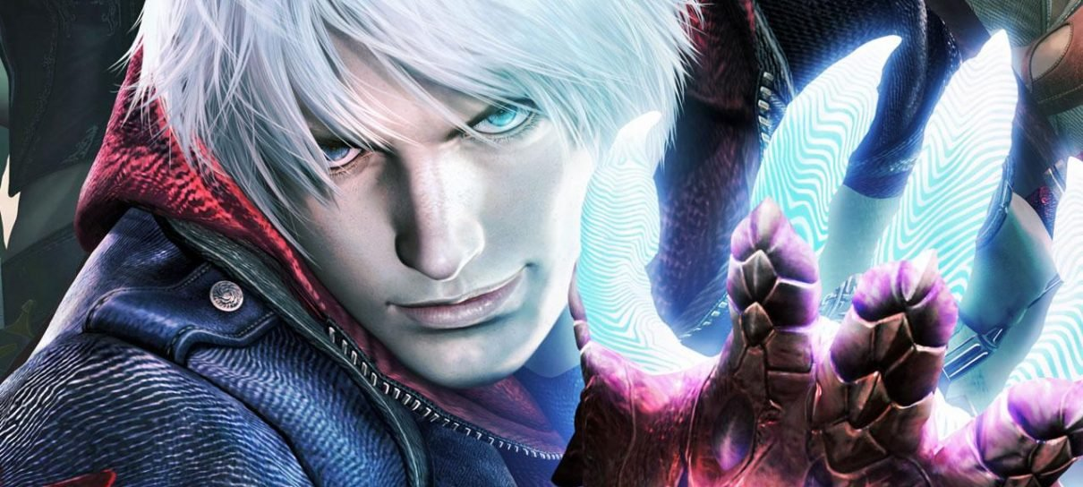 Jogamos Devil May Cry 4: Special Edition