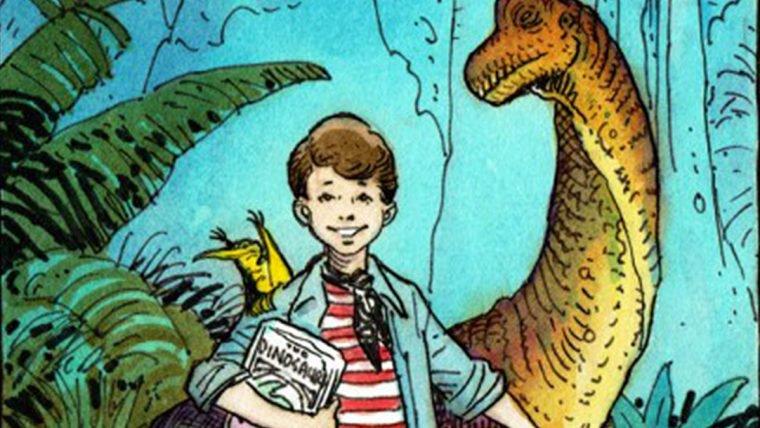 Confira algumas artes da série animada de Jurassic Park que foi cancelada