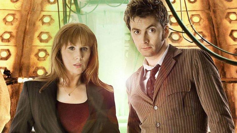 David Tennant e Catherine Tate se reúnem para nova aventura (em áudio) de Doctor Who