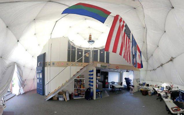 NASA isola seis pessoas por um ano para treinar para a missão em Marte