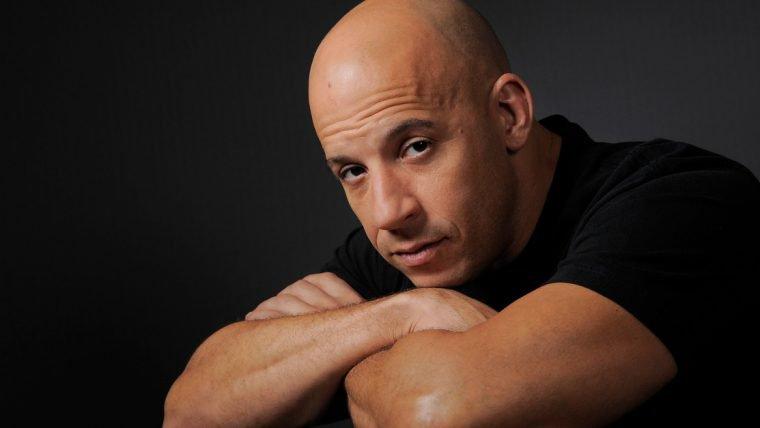 Vin Diesel celebra aniversário com bolo inspirado em Dungeons & Dragons