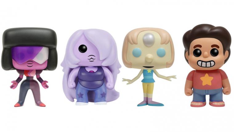 Coleção de Steven Universe da Funko salva o dia