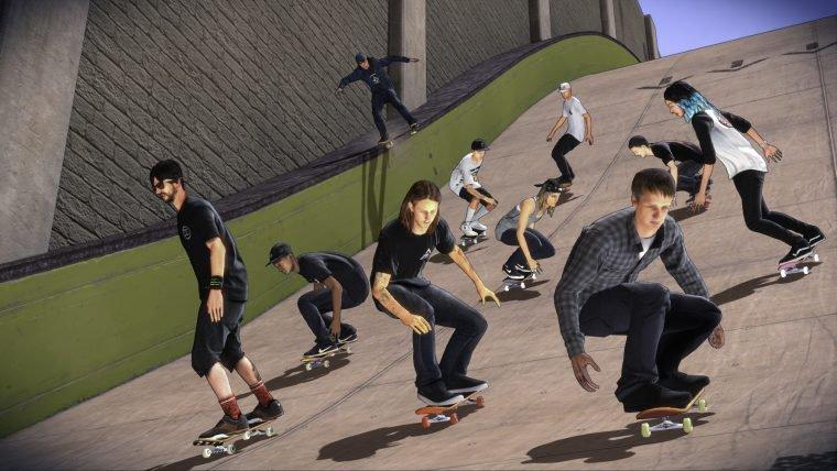 [Gamescom] Tony Hawk's Pro Skater 5 troca de visual