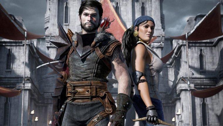 Sem mais DLCs  para versões 'old-gen' de Dragon Age