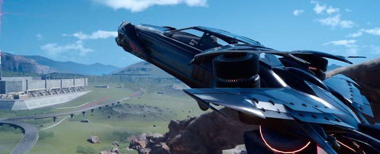 E3 2016 | Veja como será pilotar um carro voador em Final Fantasy XV
