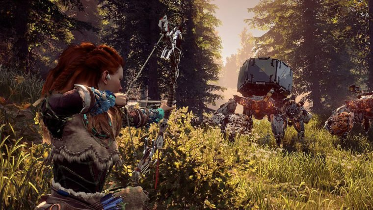 E3 2016 | Confira novas imagens de Horizon Zero Dawn