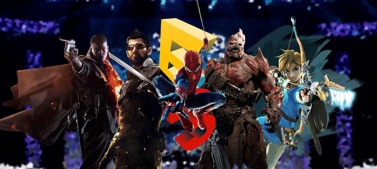 O que achamos da E3 2016?