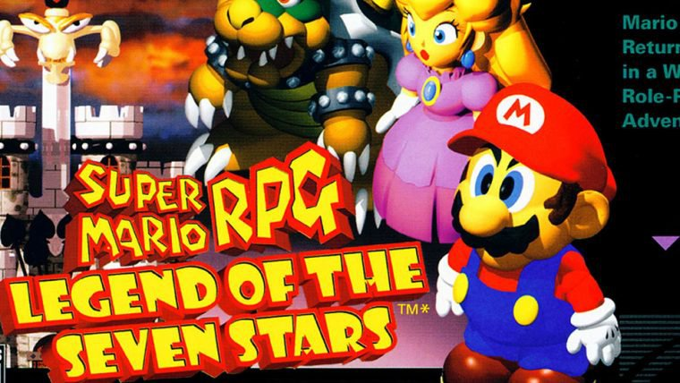 Super Mario RPG será relançado no Virtual Console do Wii U
