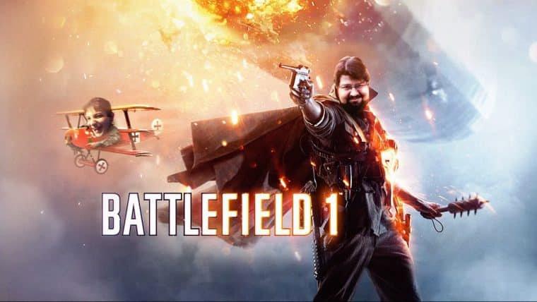Battlefield 1 - É melhor do que sexo!
