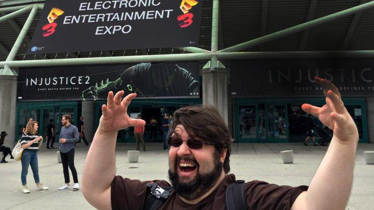 E3 2016: um rolê no maior evento de games do mundo