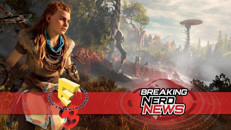 E3 2016 | Jogamos Horizon Zero Dawn