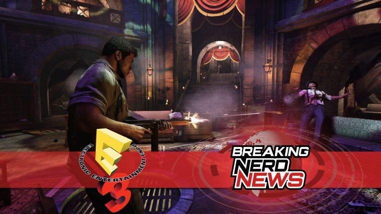 E3 2016 | Jogamos Mafia III