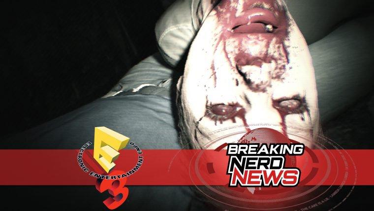 E3 2016 | Jogamos Resident Evil 7: Biohazard