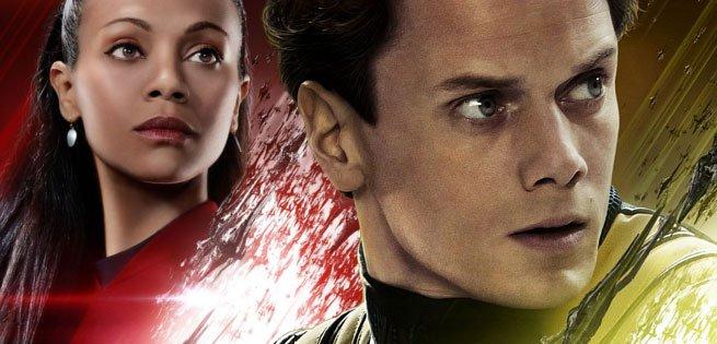 Zoe Saldana presta homenagem ao ator de Star Trek morto tragicamente