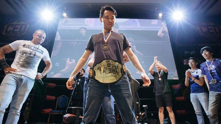 Tokido vence CEO 2016 de Street Fighter V e garante vaga para a Capcom Cup