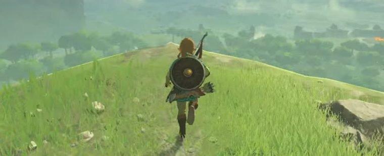 E3 2016 | Veja o novo vídeo de gameplay do Zelda para Wii U
