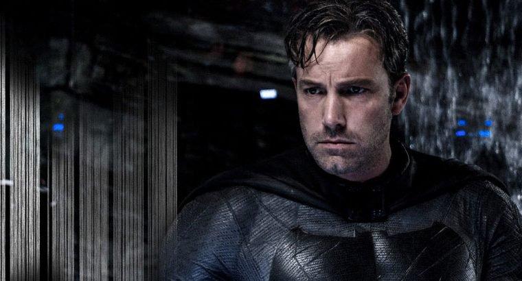 Ben Affleck confirma que vai dirigir filme solo do Batman