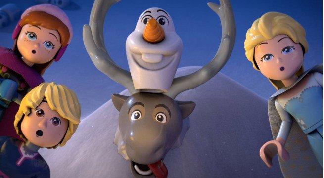Disney anuncia novo spin-off de Frozen