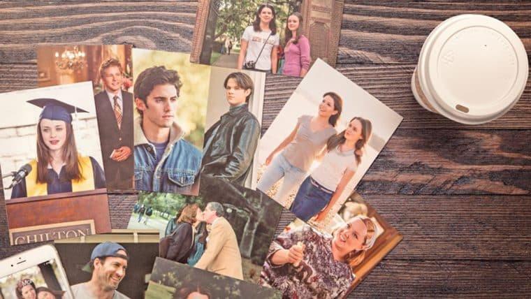 Lauren Graham convida os fãs para reassistirem Gilmore Girls na Netflix