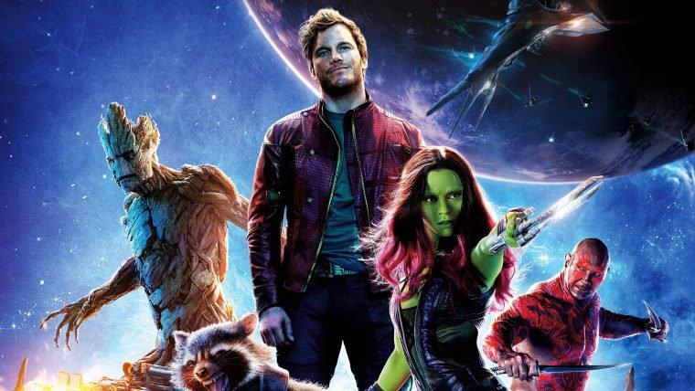 Guardiões da Galáxia 2 terá painel na San Diego Comic-Con