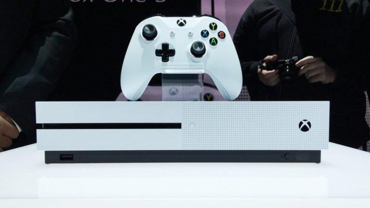 E3 2016   Assista a um Hands On do novo Xbox One S