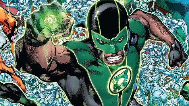 Lanterna Verde ganha novo super-poder