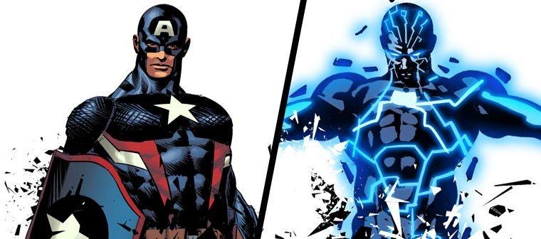 Marvel NOW! | Capitão América aparece dividido na primeira prévia