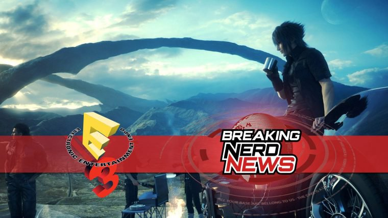 E3 2016 | Jogamos Final Fantasy XV