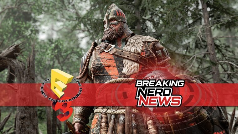 E3 2016 | Jogamos For Honor