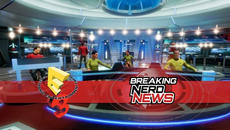 E3 2016 | Jogamos Star Trek: Bridge Crew