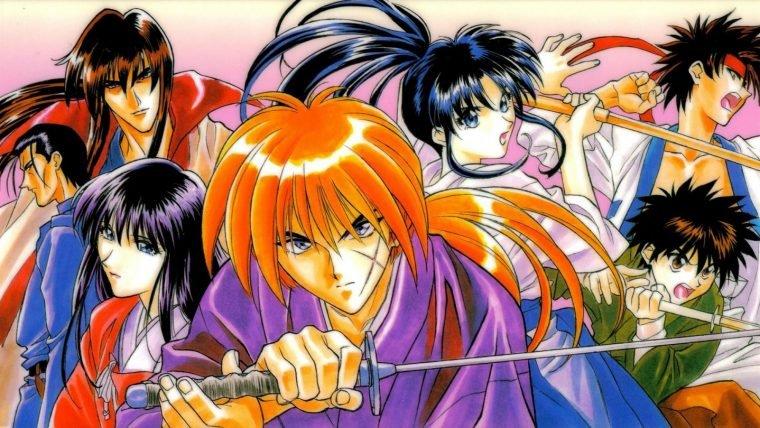 Samurai X   Autor está trabalhando em um novo projeto secreto