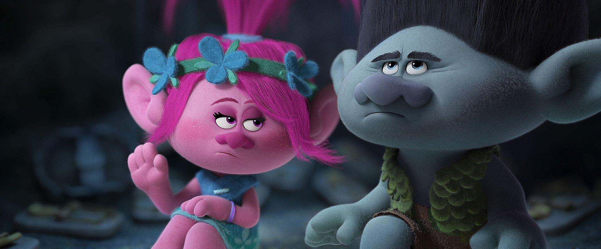 Trolls estão em apuros no segundo trailer da animação da Dreamworks