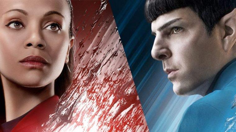 Star Trek: Sem Fronteiras   Zachary Quinto e Zoe Saldana comentam trailer