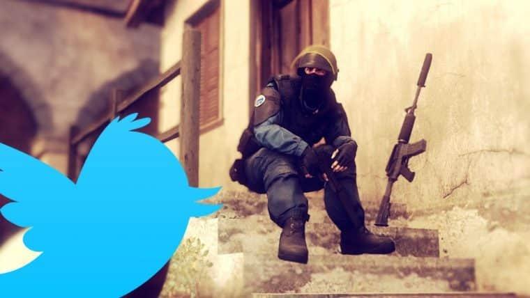 Eleague de C.S: GO será primeiro torneio de eSports transmitido pelo Twitter