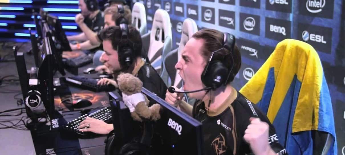 C.S: GO | Final de campeonato internacional será transmitido por canal de TV no Brasil