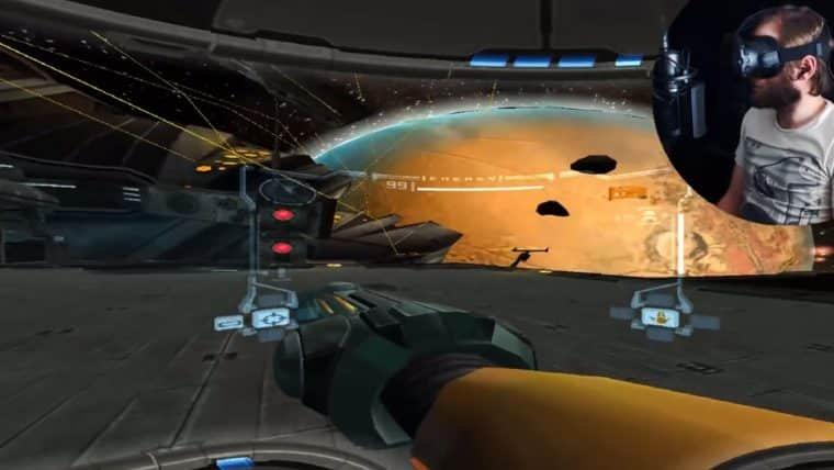 Veja o emulador Dolphin rodando jogo de GameCube em VR