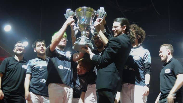 CBLoL 2016 | INTZ é campeão brasileiro de League of Legends