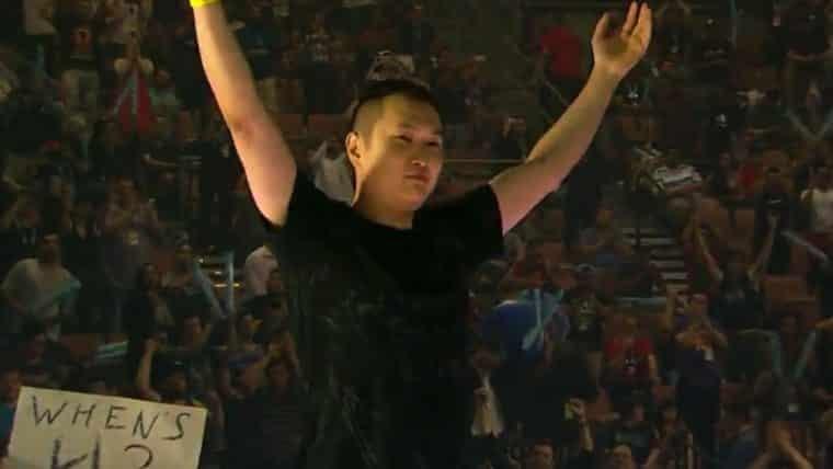 EVO 2016   Infiltration é o campeão de Street Fighter V