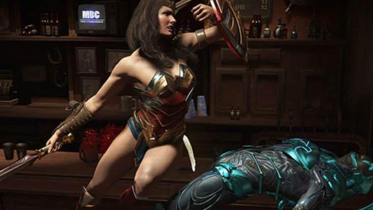 SDCC 2016 | Mulher-Maravilha e Besouro Azul são os dois novos personagens de Injustice 2