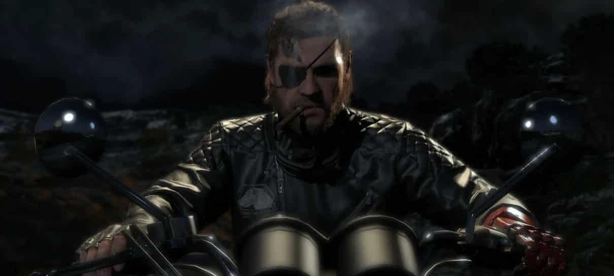 Metal Gear Solid V | Edição definitiva pode chegar em breve