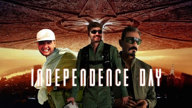 Independence Day 2: cadê o Will Smith?