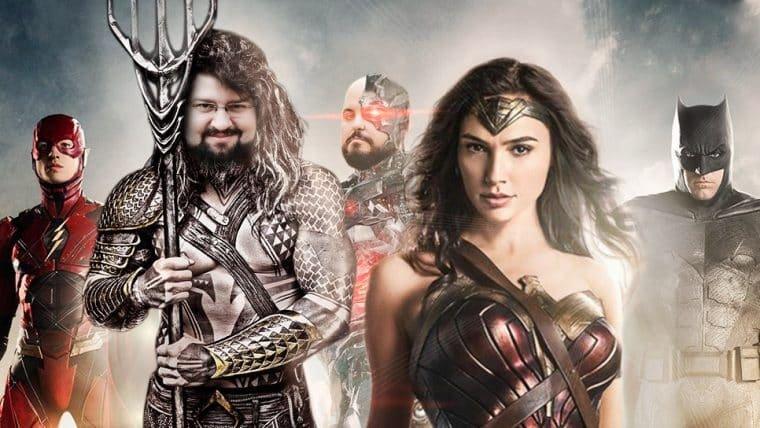 Trailers: Mulher Maravilha e Liga da Justiça