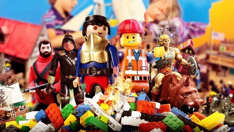 Action figures, bonecos e hominhos