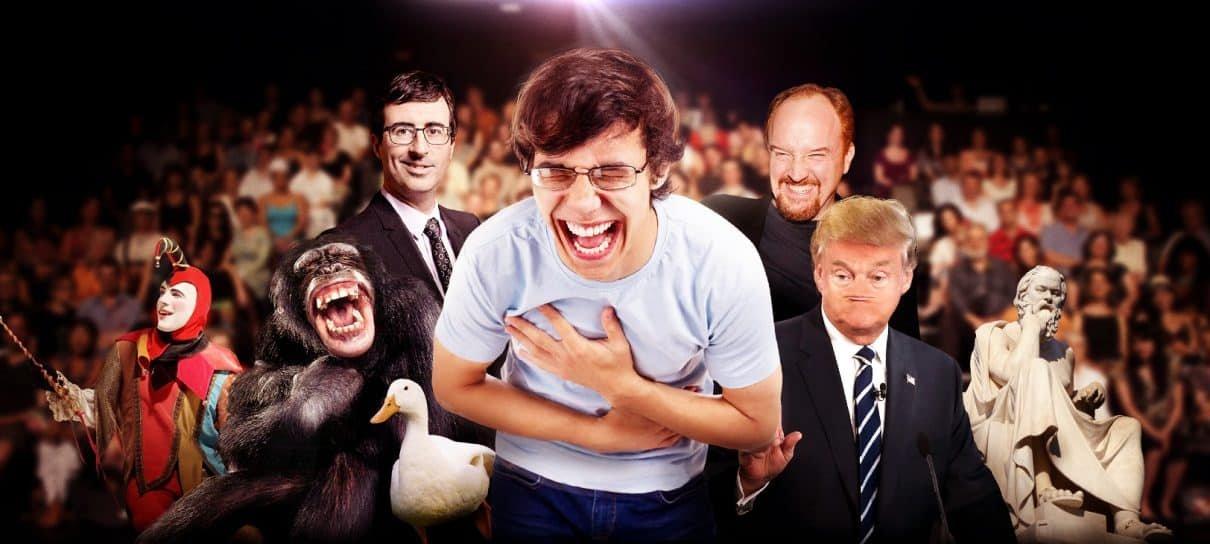A Ciência do Humor