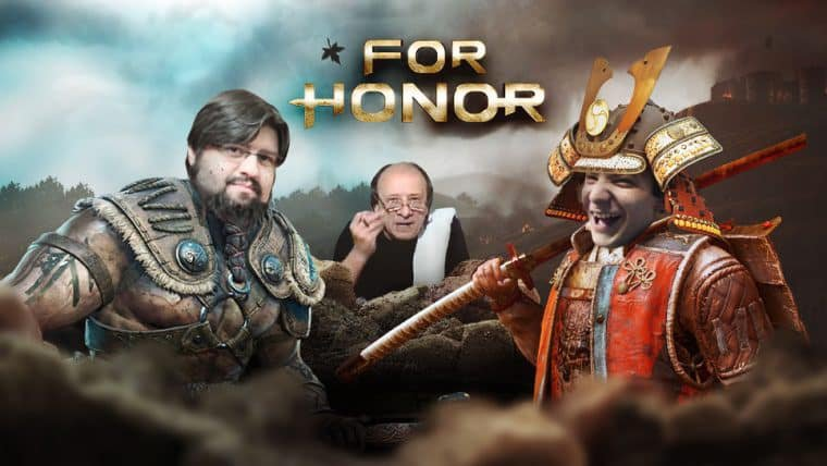 For Honor - Vikings vs. Samurais