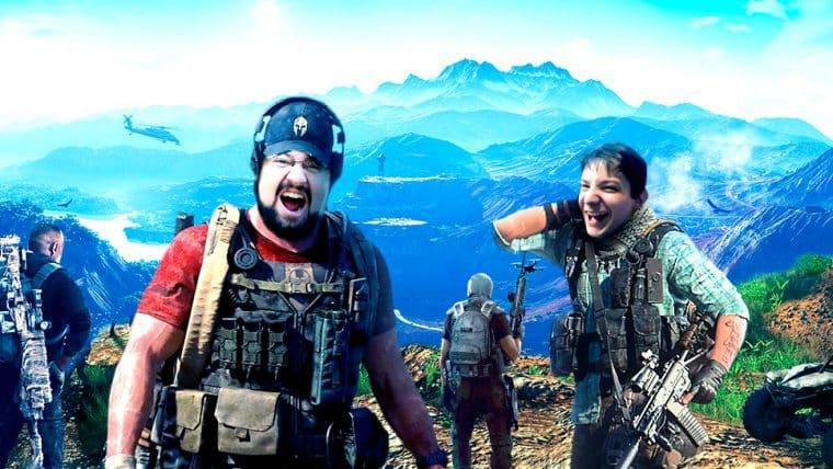 Tom Clancy's Ghost Recon Wildlands - Tropa de Elite. Ou não.