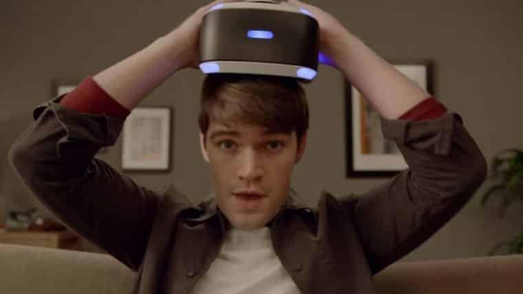 Você vai precisar de espaço para poder jogar com o PlayStation VR