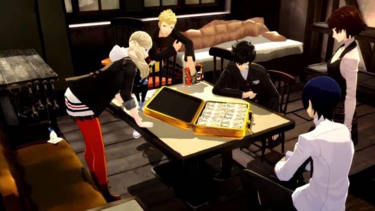 Persona 5 | Veja os primeiros 18 minutos do jogo (em japonês)